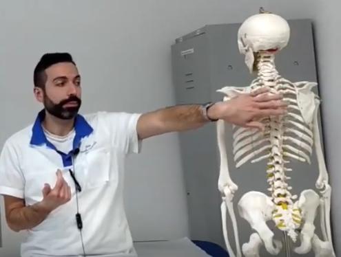 Osteopata Teramo Dolore Dorsale Esercizio